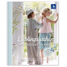 K-4041 Lieblingssachen /Любимые вещи/ книга, Acufactum Ute Menze
