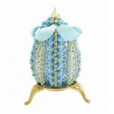 Набор для творчества декоративное яйцо Незабудка