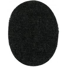 Заплатки пришивные HKM искусственная кожа, цвет коричневый, 2 шт