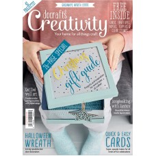 Журнал CREATIVITY № 75 Октябрь - 2016