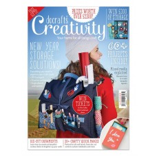 Журнал CREATIVITY № 78 Январь - 2017