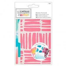 Набор открыток Elements Pigment, 6 шт