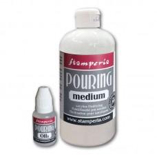 Набор для техники смешивания красок Acrylic Pouring