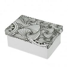 Коробки для упаковки подарков в технике декупаж Прямоугольник