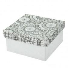 Коробки для упаковки подарков в технике декупаж Квадрат