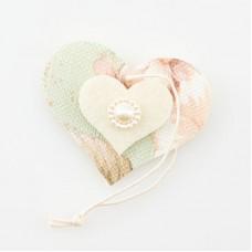 Набор декоративных элементов Сердце
