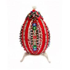 Набор для творчества декоративное яйцо Рождественское