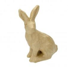 Заготовка из папье-маше Кролик