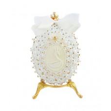 Набор для творчества декоративное яйцо Царевна-Лебедь
