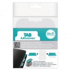 Наклейки пластиковые самоклеящиеся для табуляции страниц Tab Sticker