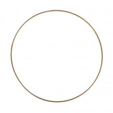 Заготовка для ловца снов, металлическое кольцо с покрытием