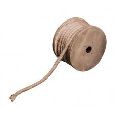 Шнур на деревянной бобинке, 4 мм, 4 м