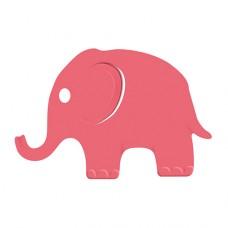Дырокол с эмбоссингом Слон