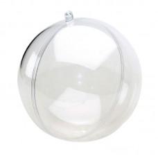 Шар пластиковый разъёмный, 4 см