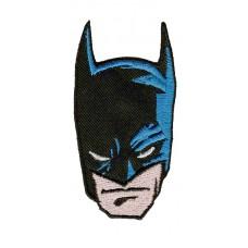 Термоаппликация Бэтман голова