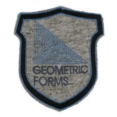 Термоаппликация Геометрические формы