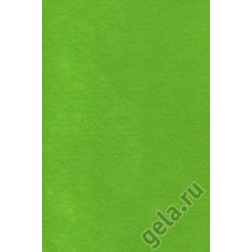 Лист фетра, 100% полиэстр, 30 х 45см х 2 мм/350г/м2, светло-зеленый