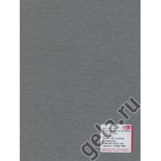 Лист фетра, 100% полиэстр, 30 х 45см х 2 мм/350г/м2, серый
