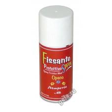 Лак - спрей  для финишного покрытия Fissante Sray с матовым эффектом