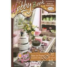 Журнал Hobby Book, идеи из пасты Opla