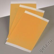Двухстронний клеевой лист для микробисера, блесток, 3 шт
