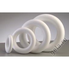 Форма из пенопласта Кольцо, диаметр 12 см