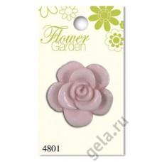 Пуговица Flower Garden
