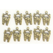 Декоративный элемент Комбинезон 10х15 мм, 10 шт. в упаковке, цена за шт.