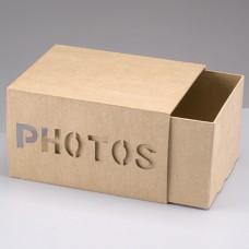 Заготовка из из картона, коробка Фото