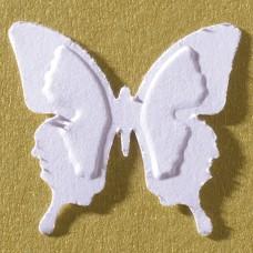 Дырокол с эмбоссингом Бабочка