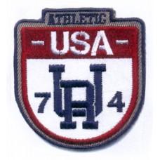 Термоаппликация HKM США 74, 1 шт