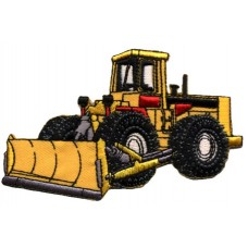 Термоаппликация HKM Трактор, 1 шт