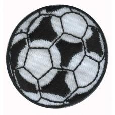 Термоаппликация HKM Футбольный мяч, 1 шт
