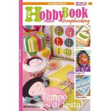 Журнал Hobby Book, скрапбукинг