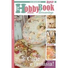 Журнал Hobby Book, декупаж