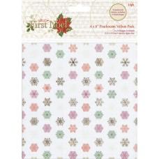 Набор пергаментной бумаги First Noel