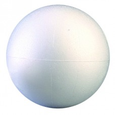 Форма из пенопласта для хобби Шар, диаметр 100 мм