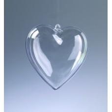 Заготовка объемная Сердце, 100 мм