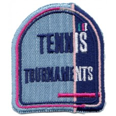 Термоаппликация HKM Теннисные турниры, 1 шт