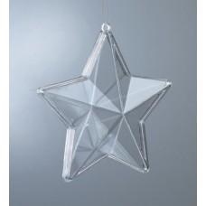 Заготовка объемная Звезда, 80 мм