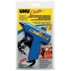 Низкотемпературный клеевой пистолет (термопистолет) UHU Creativ
