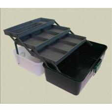 Ящик пластиковый трехполочный Три кита ЯР-3