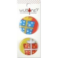 Пуговицы Wuttons Birthday Print Lg