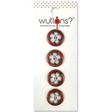 Пуговицы Wuttons Fruit Print Sm