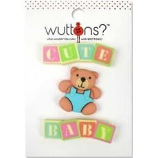 Пуговицы Wuttons Baby