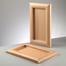 Рамка из картона прямоугольная