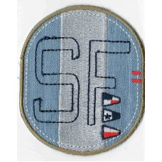 Термоаппликация HKM Эмблема SF, 1 шт