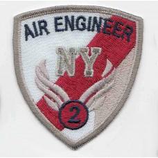 Термоаппликация HKM Эмблема - Air Engineer, 1 шт
