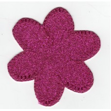 Термоаппликация HKM Цветок, 1 шт