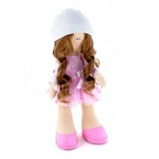 Набор по созданию интерьерной куклы Кукольная фея К-12 Лола 33см